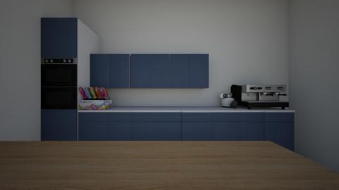 kitchen - by BLOB123456