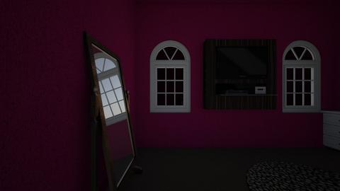Design Project  - Modern - Bedroom  - by dekijia