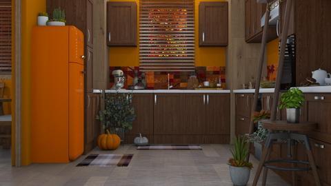 cosina otonal - Kitchen  - by RaeCam