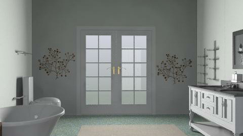 Bathroom - Minimal - Bathroom  - by ingramaa