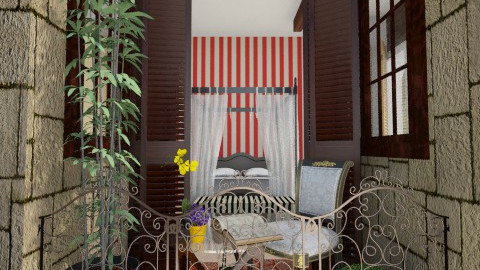 Balcone - Bedroom  - by Alternative