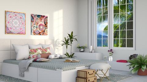33 - Bedroom  - by Anet Aneta Kucharova
