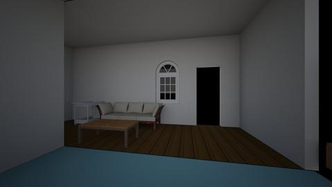 Pool and Living Room - Classic - Living room  - by RoseJoy