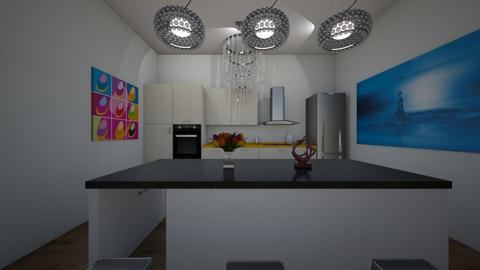 Lukes Kitchen Design - Kitchen  - by lukevoigt123