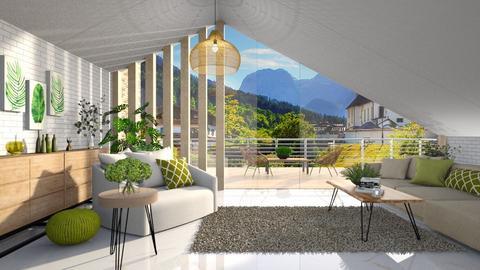 JFNRCVJTGNJFNVJ - Living room  - by Arzu defne