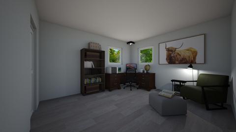 Big office - Office  - by Noa Jones
