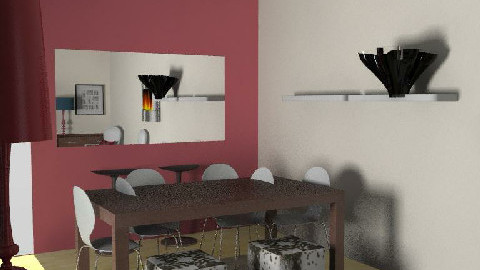 salle manger V12 - Dining Room  - by johanne