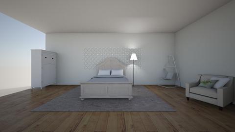 bed room - Bedroom  - by uni1234corn