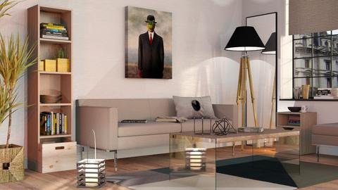 Neutrals - Modern - Living room  - by Sally Simpson