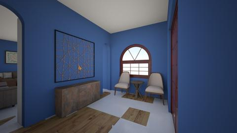 Final - Living room  - by ahmed1234