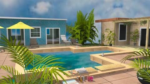 Lily Beach Resort - Classic - Garden  - by Manu88