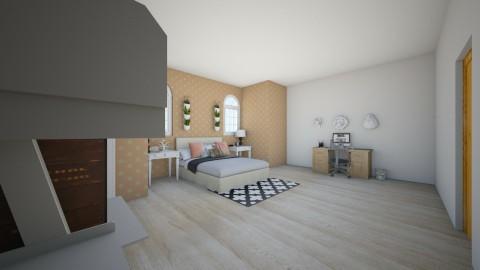 Luxery Bedroom - Modern - Bedroom - by Wolfii2003