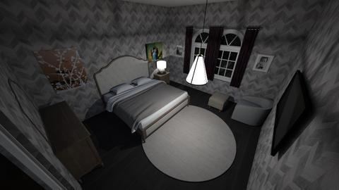 uhhuhu - Bedroom  - by whatwhatt