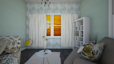 coco rocco - Living room - by kalebstar
