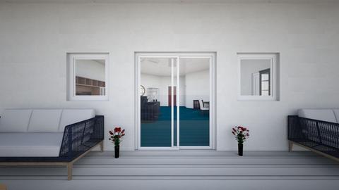 proyecto - Modern - by Felipe Gomez
