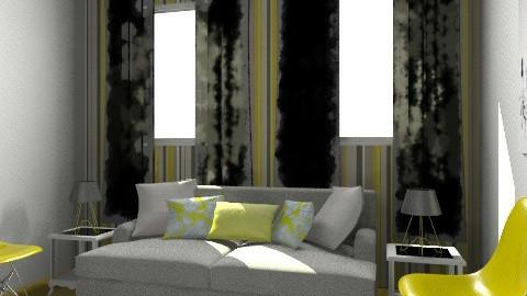 Mom's Choice Room - Retro - Living room  - by actie318