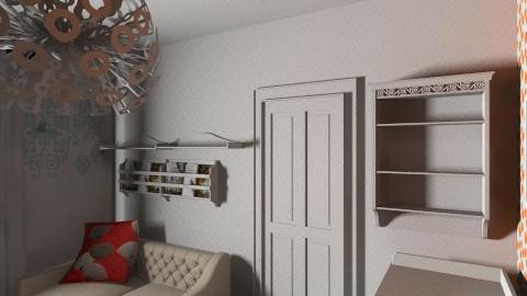Modern lively nursery6 - Retro - Kids room  - by natienka