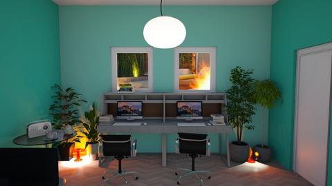 Desk  - Office  - by MPIB