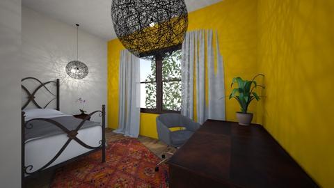 3 - Bedroom  - by Nemistudom