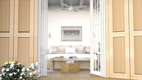 calma - Bedroom  - by Charipis home