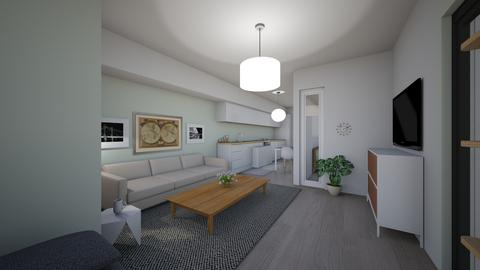 BT 99 Rausch - Living room - by BrianDenton