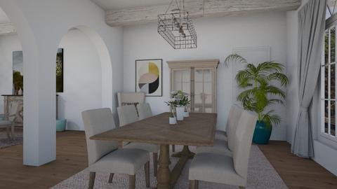 Mydream1 - Dining room - by rebsrebsmmg