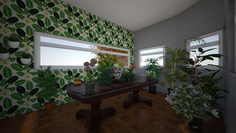 garden room for my mum - Garden  - by PoppsterWopster1235