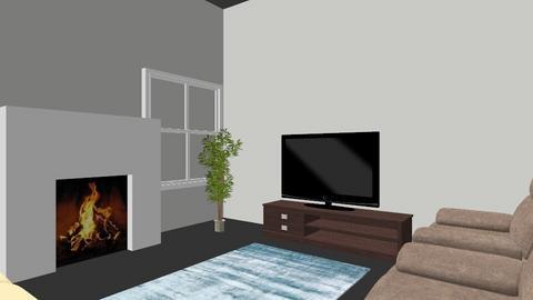 Family Room - Modern - by Highpeakpl