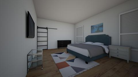 Bed Room Int Design - Bedroom  - by 22jonesty