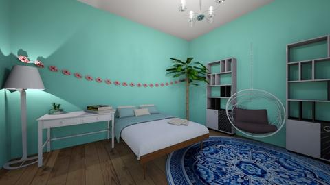 My first bedroom - by Ellie DeSmith