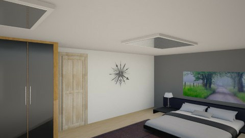 capci - Minimal - Bedroom - by addvaitya