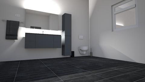 maquette update 1 - Bathroom  - by ddewaal