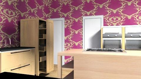 kit - Minimal - Kitchen  - by mike fox
