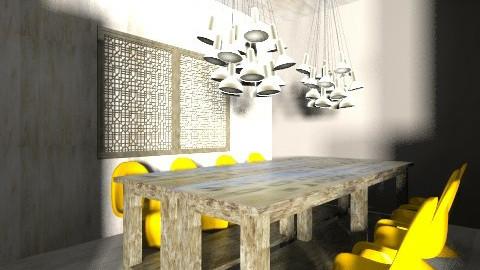 Scandinavian design - Minimal - Living room - by alaralicious