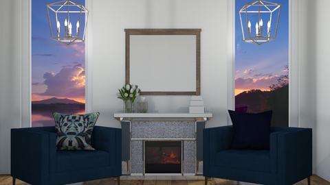 Sunset - Living room  - by Brady120
