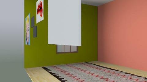 Britikas 2 - Eclectic - Hallway - by Britikas