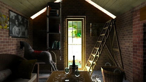 attic - Retro - by kutus