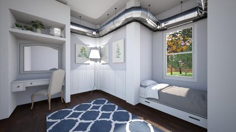 herb garden bedroom - Bedroom - by MagiC_FetuS