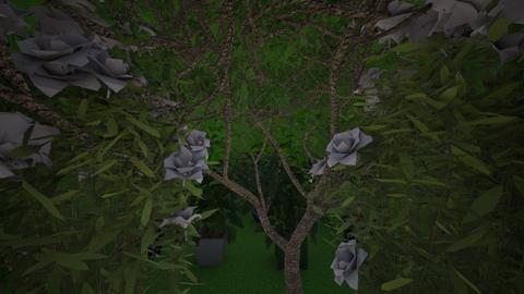 Gardenia Centre - Garden - by coolneonplays