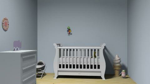 babyyyyyy - Classic - Kids room  - by jdillon