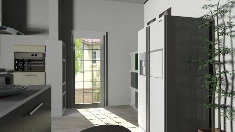 Kitchen 079 - Classic - Kitchen  - by Bandara Beliketimulla