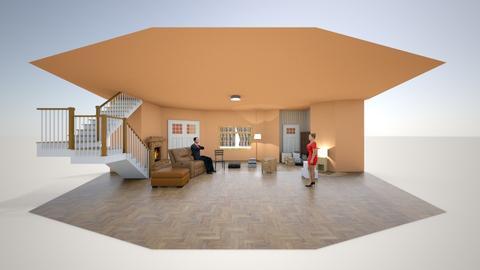 Vogel Act 2 Design  - Modern - Living room  - by VogelRylee