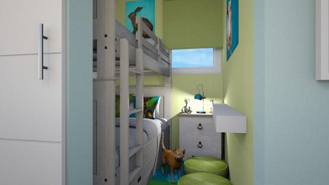 Container homePR 2nd bdrm - Classic - by Buffy7