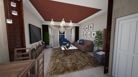 Template room - by norcska