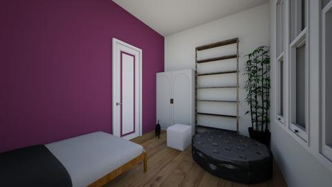 Room chill - Bedroom  - by edenkaminari