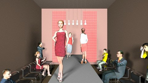 Fashion Show - Modern - Office  - by Calista Spears