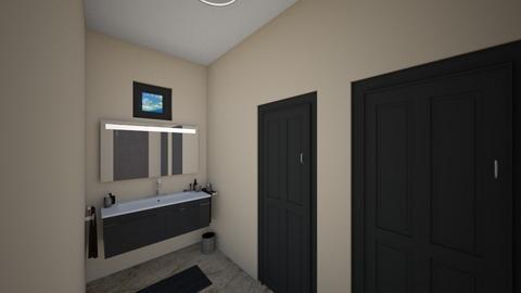 house Part 23 - Bathroom  - by lokmane