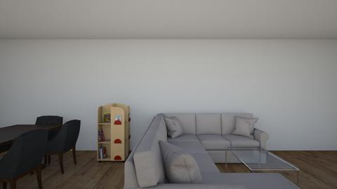 Room 1 - Garden  - by PlayerThird333