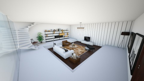 No 2 - Living room - by asiak4
