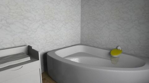 new bath2 - Classic - Bathroom  - by duck1melody